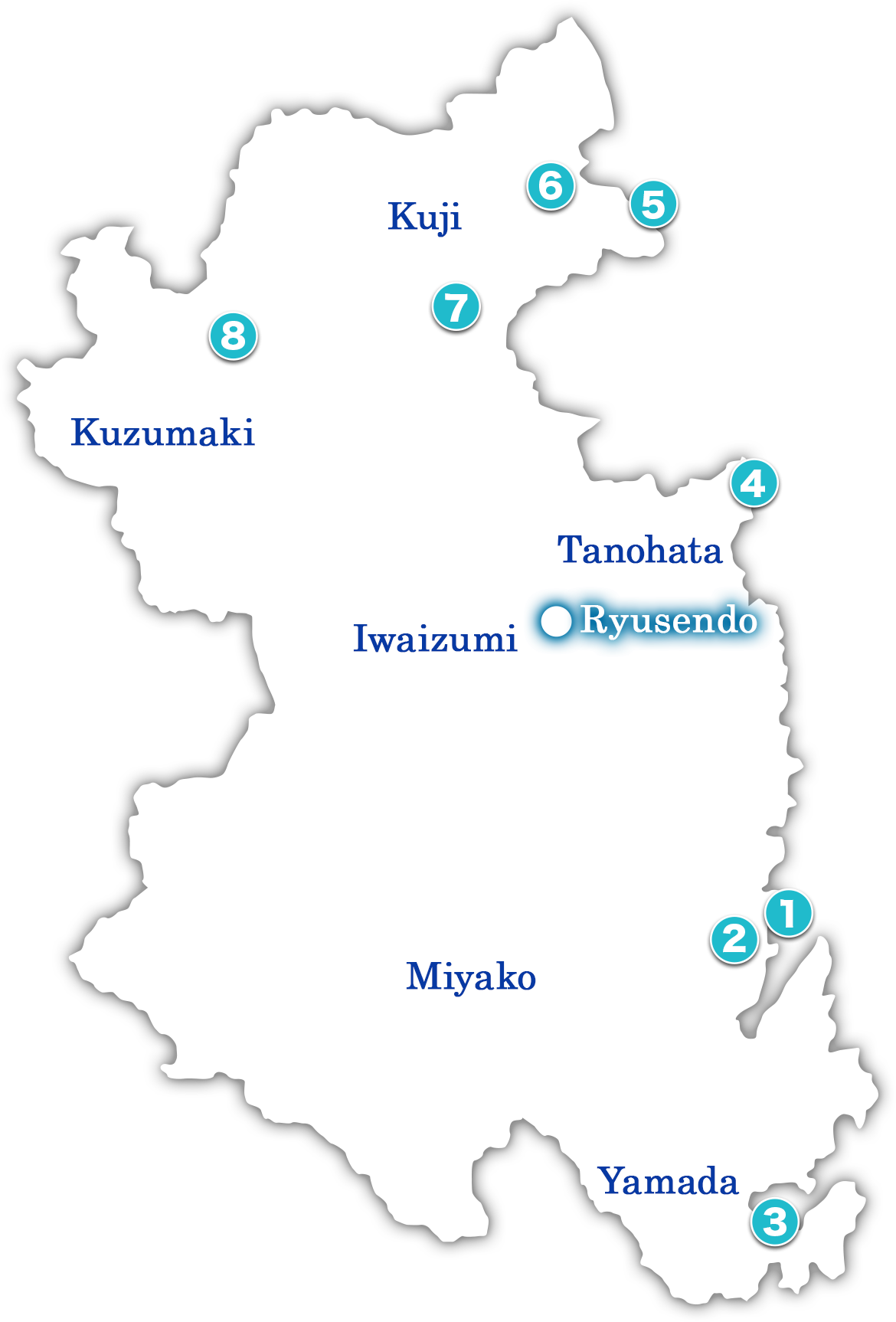 Neighboring Cities, Towns and Villages