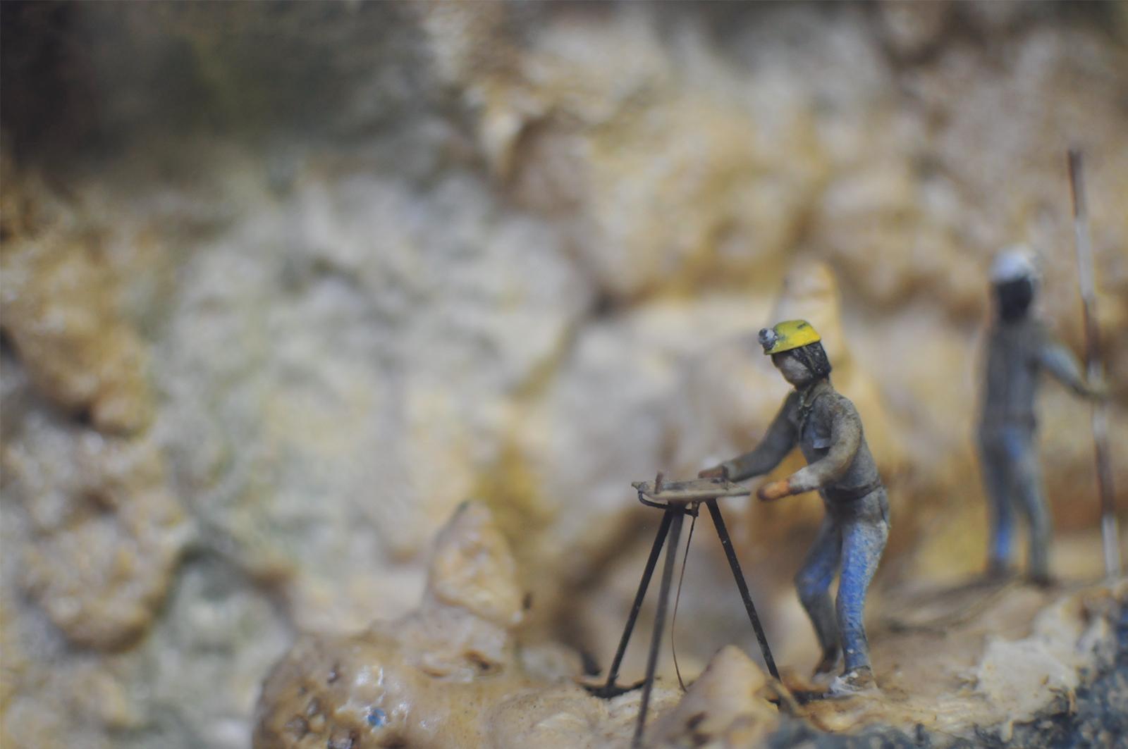 古の龍泉洞